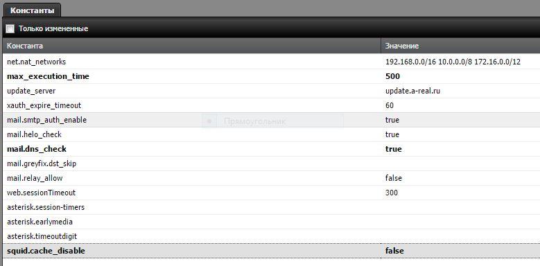 Контент-фильтр и сервер — Портал информационной и технической